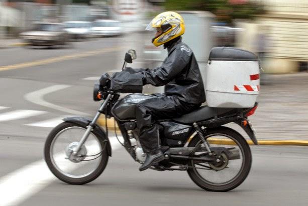 Microempresa indenizará motoboy acidentado por danos morais e estéticos